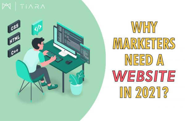 Image: Why Marketers Need A Website In 2021?