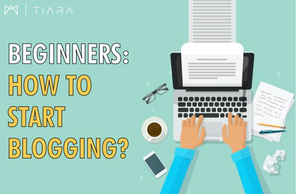 Image Beginners: How to Start Blogging?