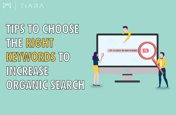 Image Tips to Choose the Right Keywords to Increase Organic Search