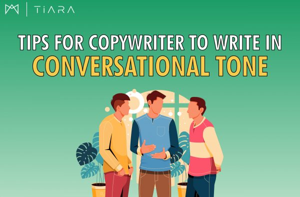 Image Tips for Copywriter to Write in Conversational Tone